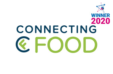 Blockchain startups in France - Connecting Food